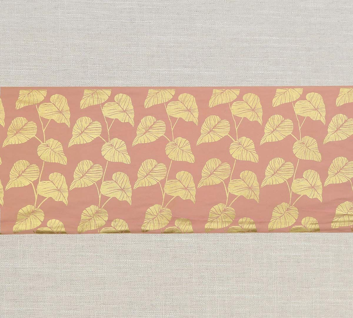 India Circus Leaf Creeper Table & Bed Runner