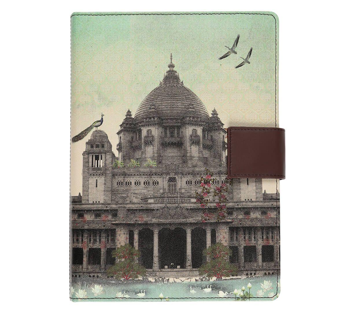 India Circus Mesmerising Minarets Notebook Planner
