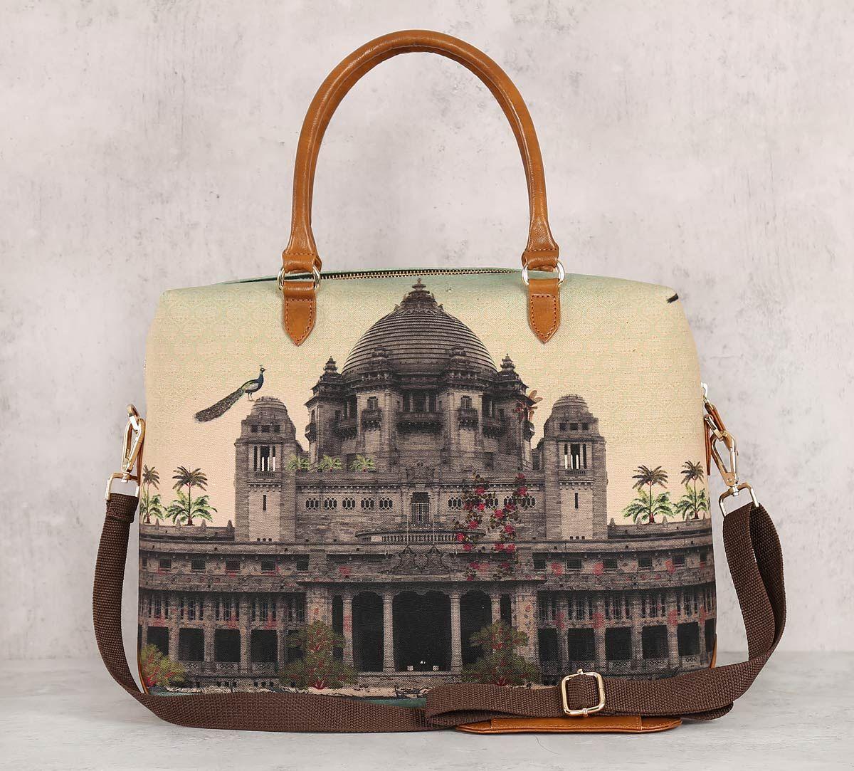 India Circus Mesmerising Minarets Office Bag