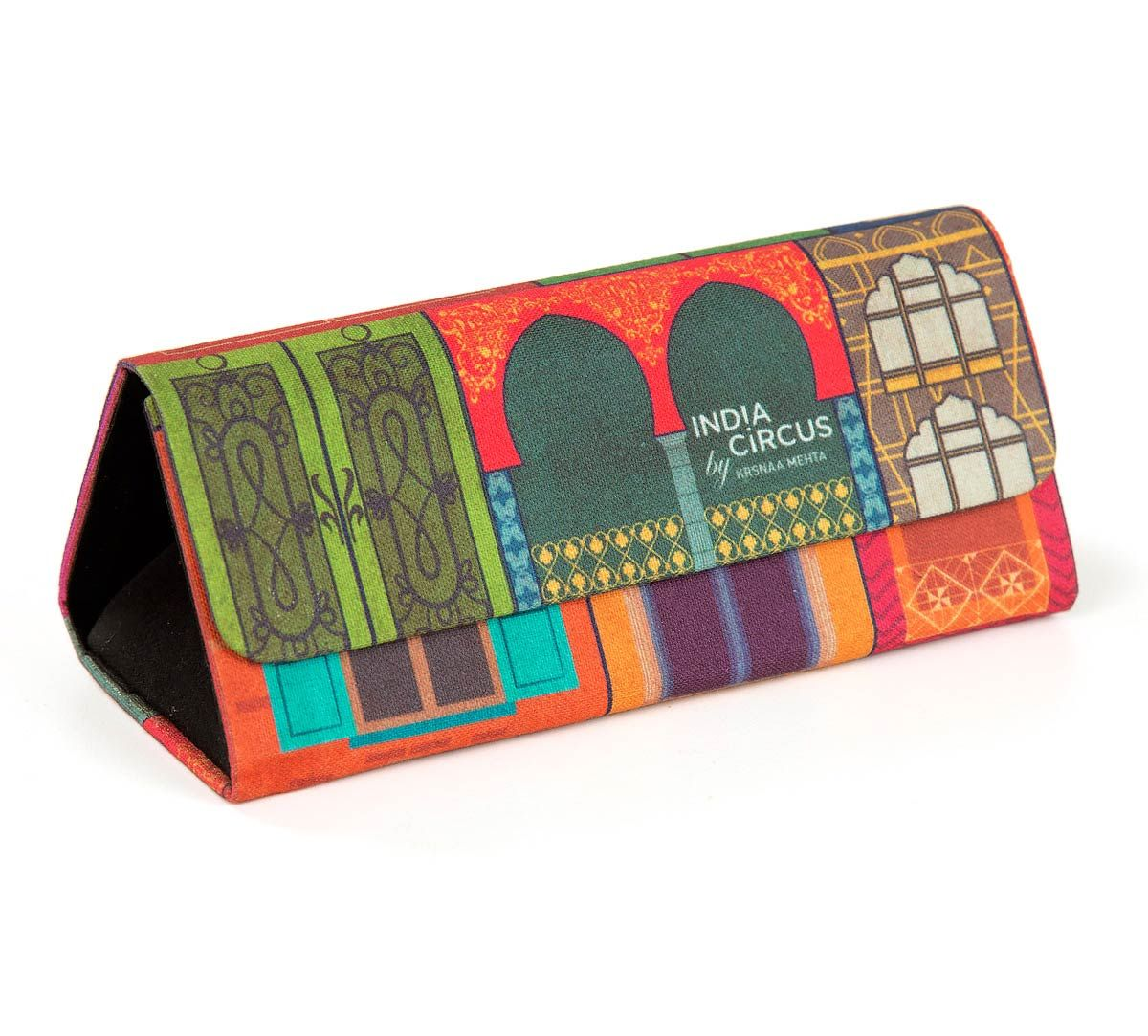 India Circus Mughal Doors Reiteration Spectacle Case