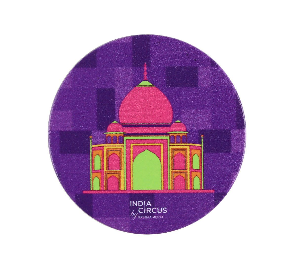 India Circus Mumtaz's Taj Popsocket