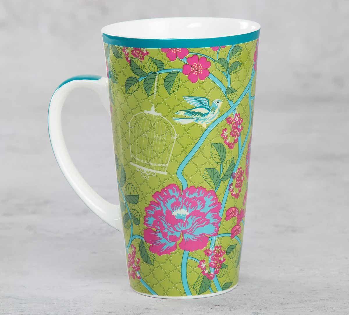 India Circus Natures Essence Paradise Conical Mug