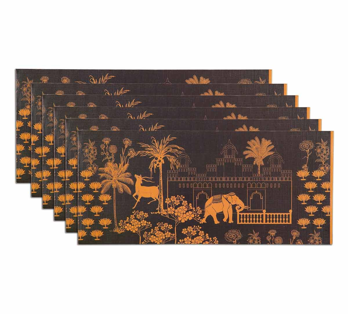 India Circus Palatial Courtyard Gift Envelope Set of 6