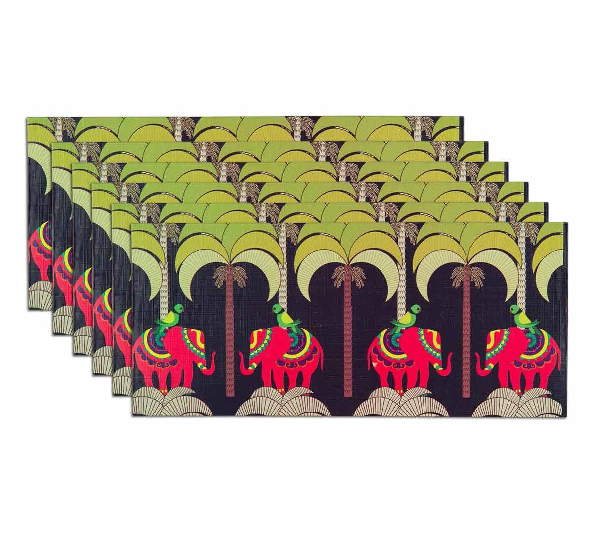 India Circus Palmeria Tusker Reiteration Gift Envelope Set of 6