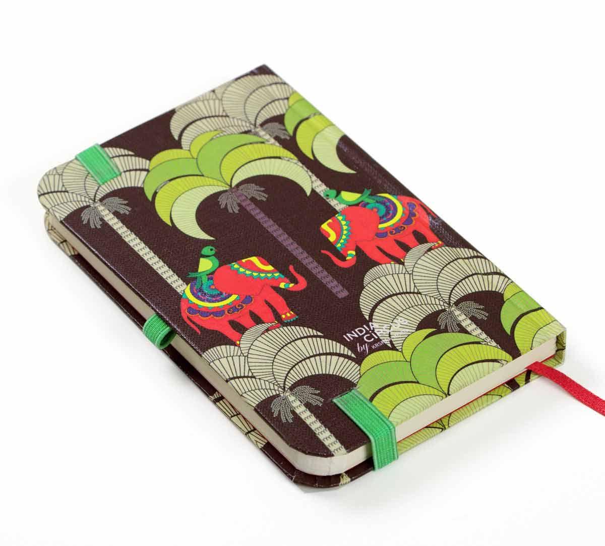 India Circus Palmeria Tusker Reiteration Pocket Diary