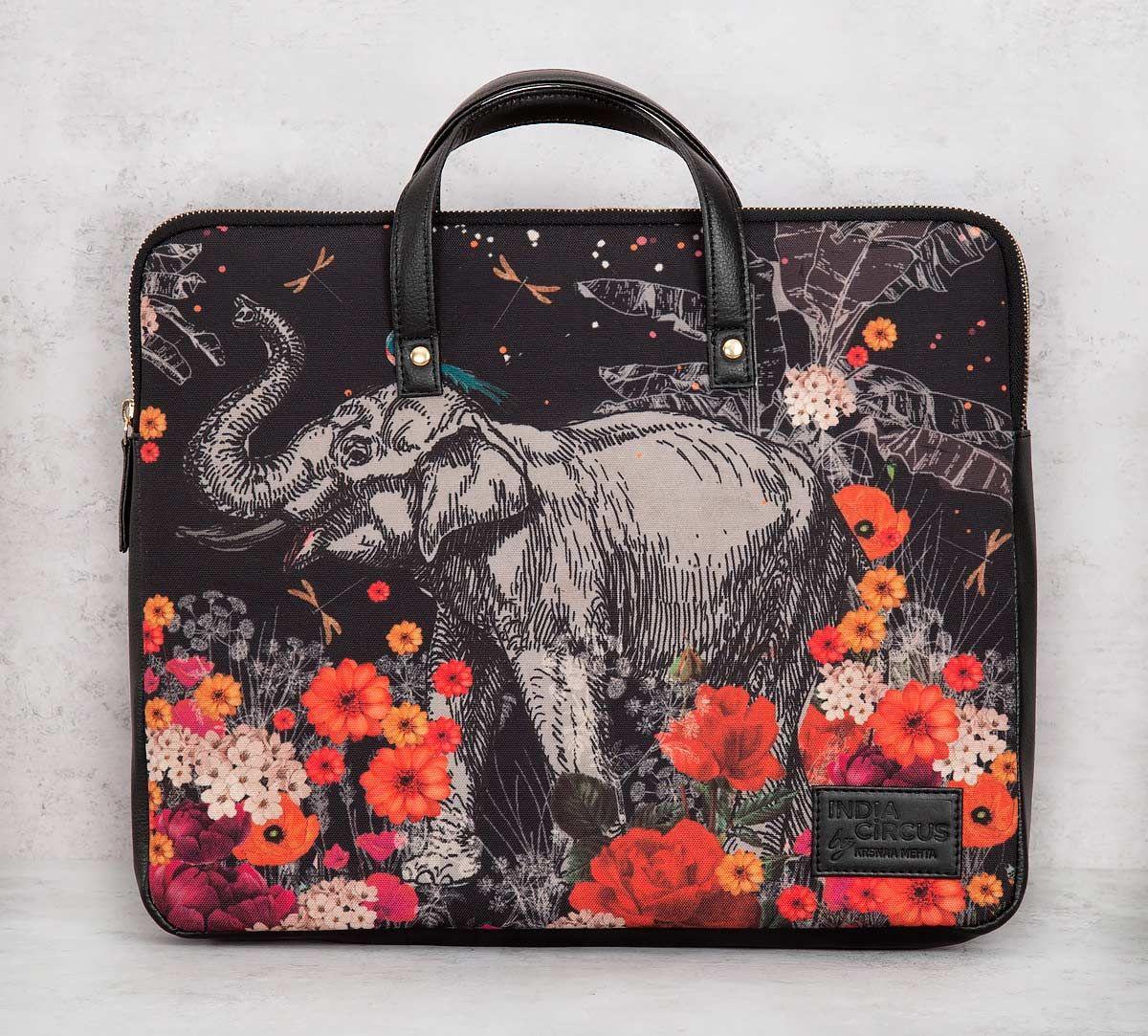 India Circus Paradise Laptop Bag