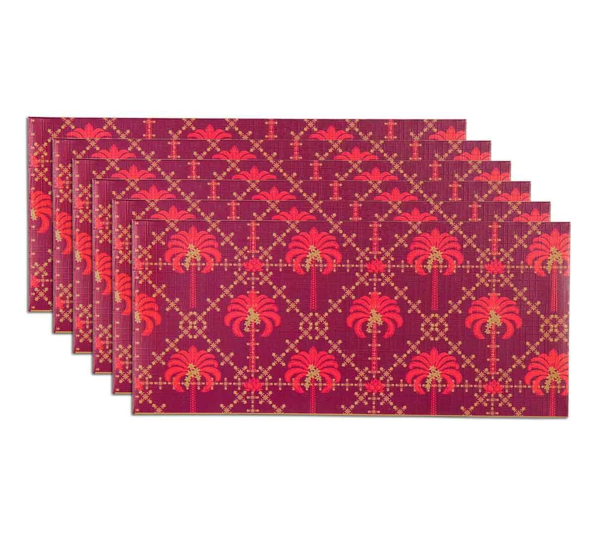 India Circus Poly Palmeria Gift Envelope Set of 6