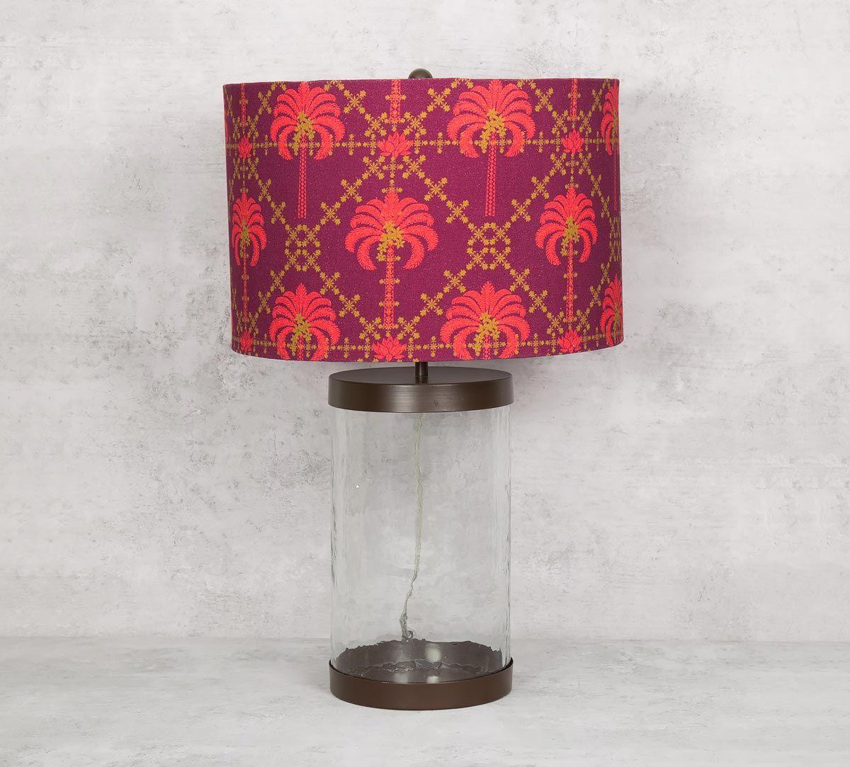 India Circus Poly Palmeria Table Lamp