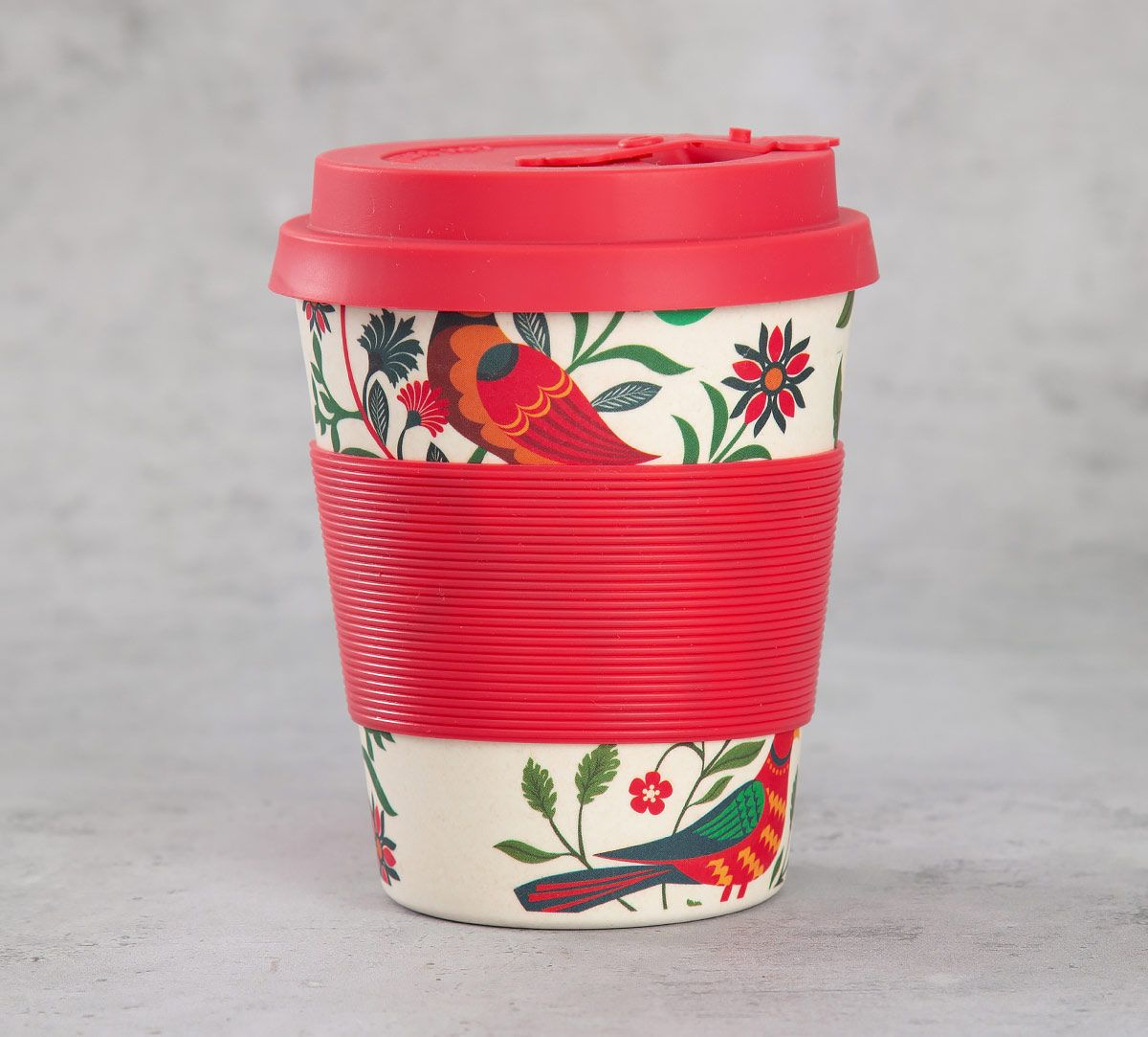 India Circus Psittacines Enquiry Bamboo Frankie Cup