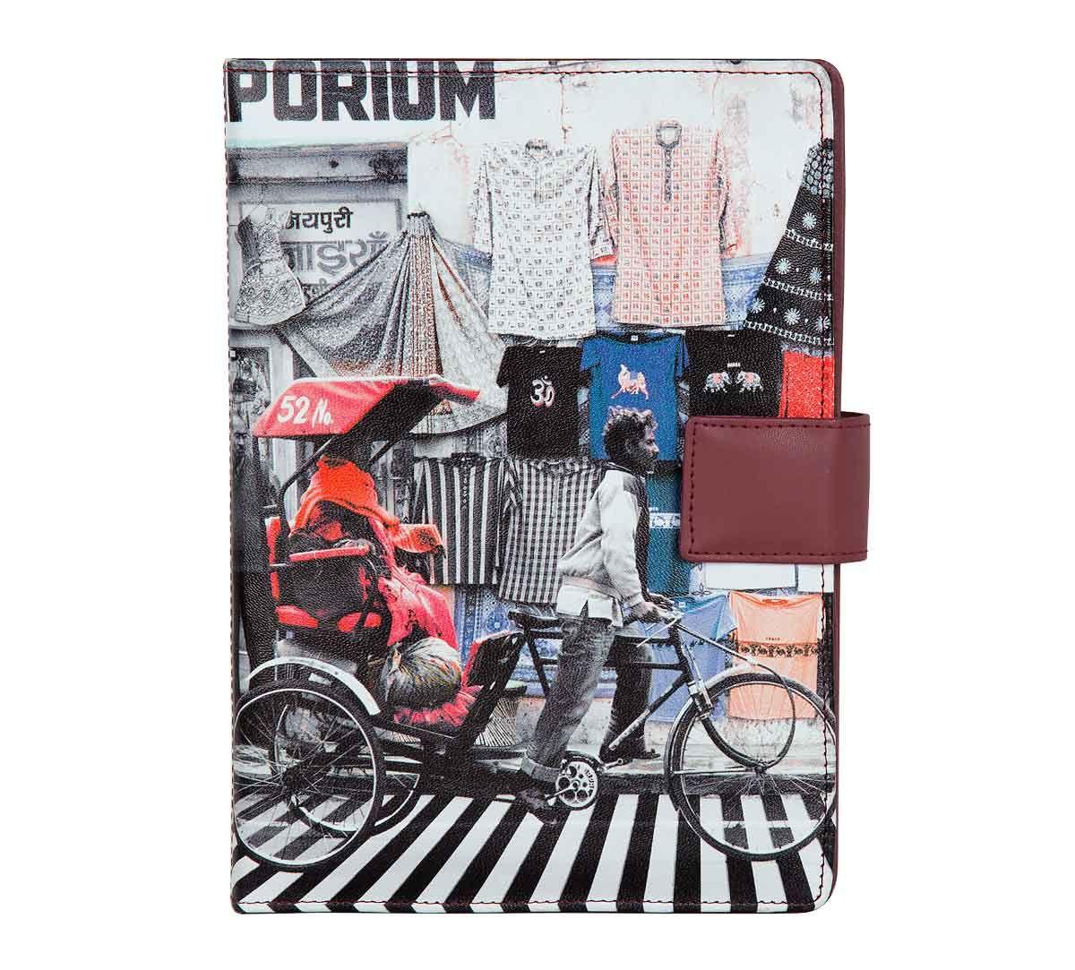 India Circus Roadside Funk Notebook Planner
