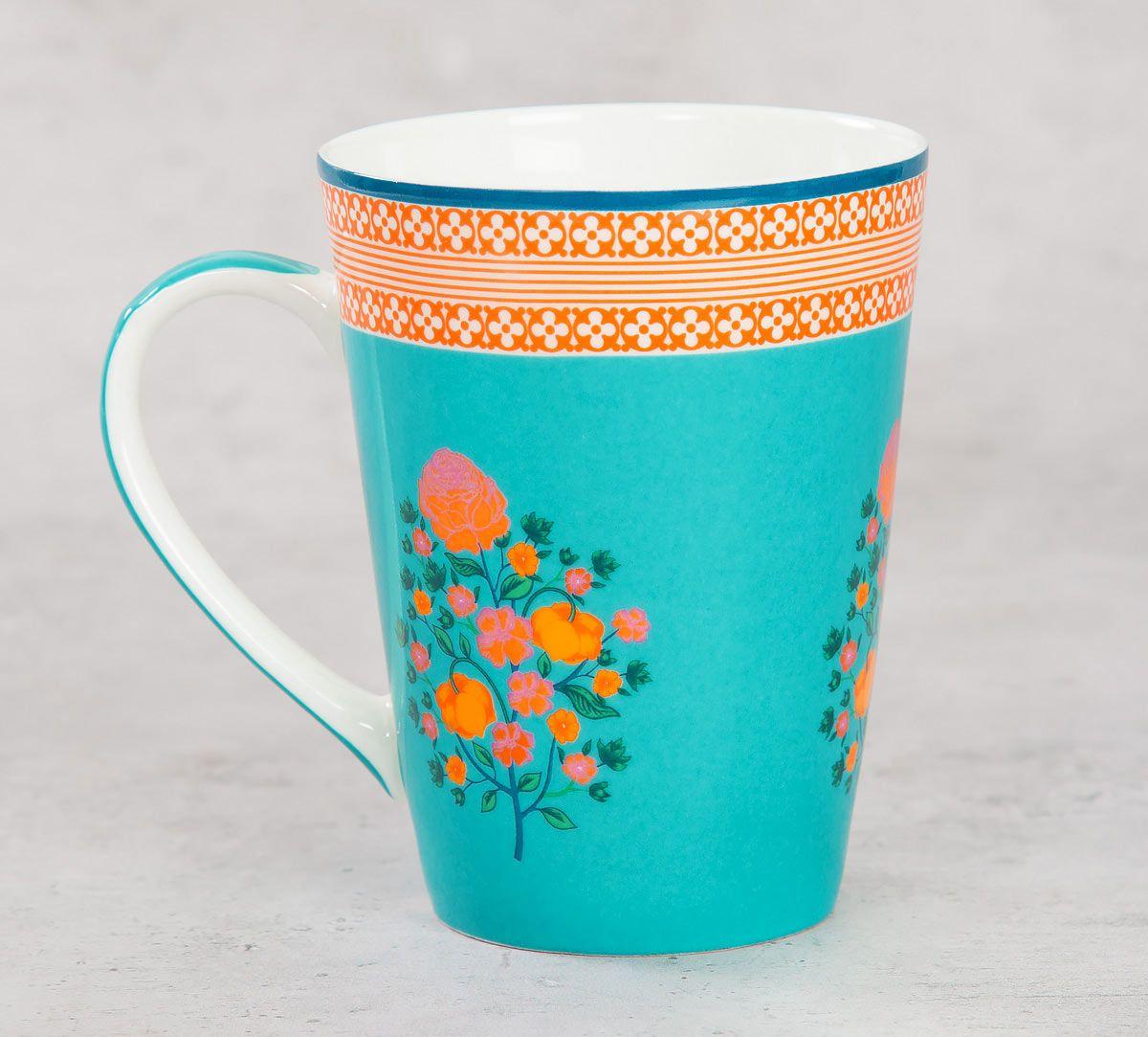India Circus Rose Creeper Coffee Mug