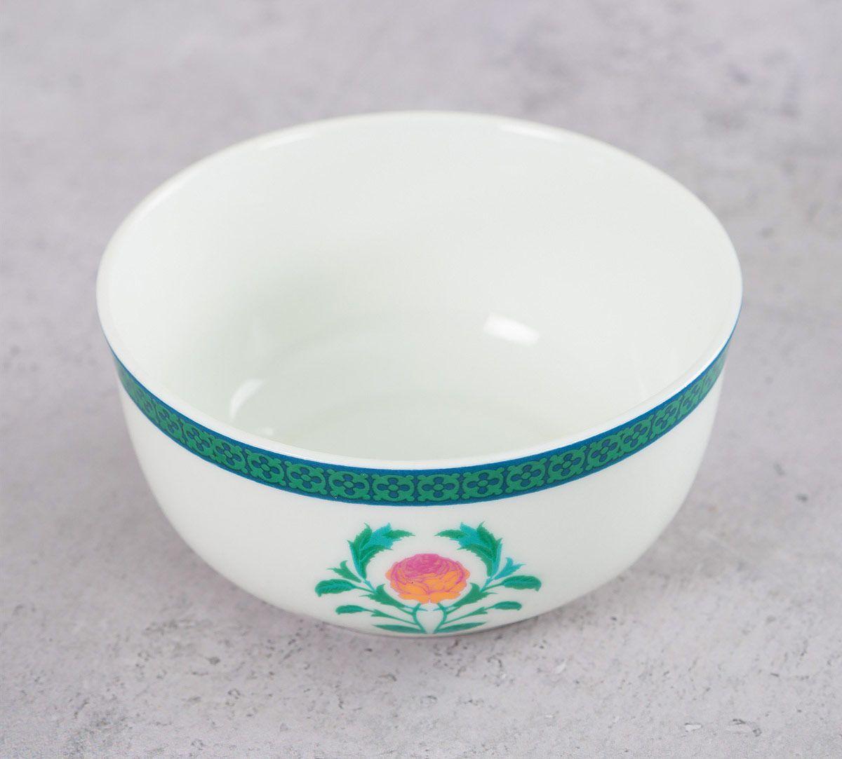 India Circus Rose Creeper Katori Bowl