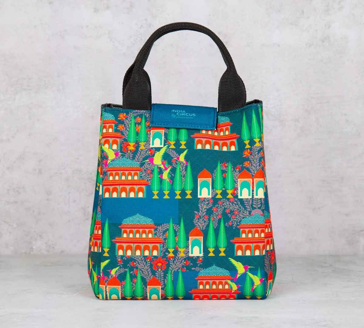 India Circus Royal Neighbourhood Lunch Bag
