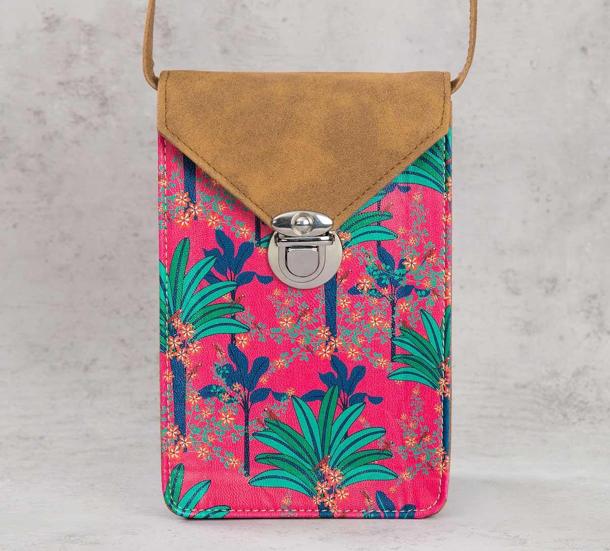 India Circus Royal Palms Mobile Sling Bag