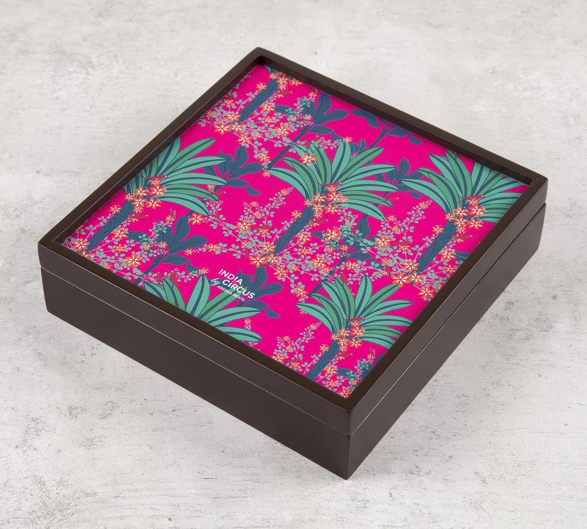 India Circus Royal Palms Storage Box