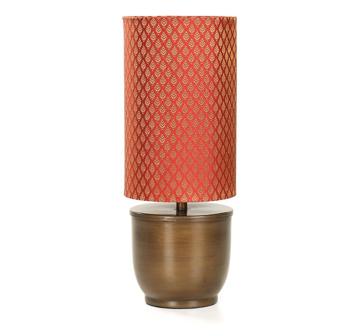 India Circus Rubescent Cylindrical lamp