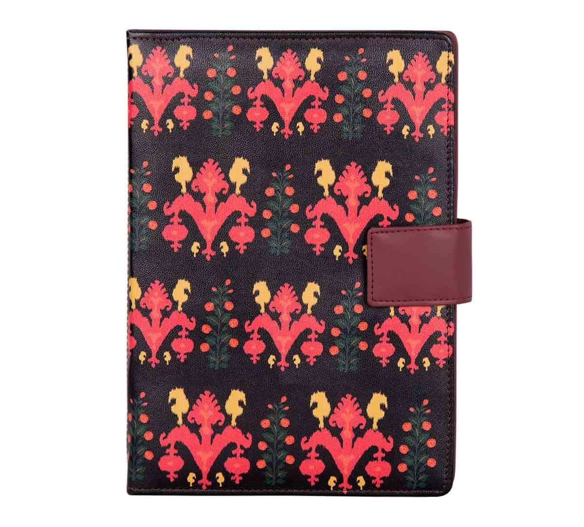 India Circus Sunshine Florist Notebook Planner