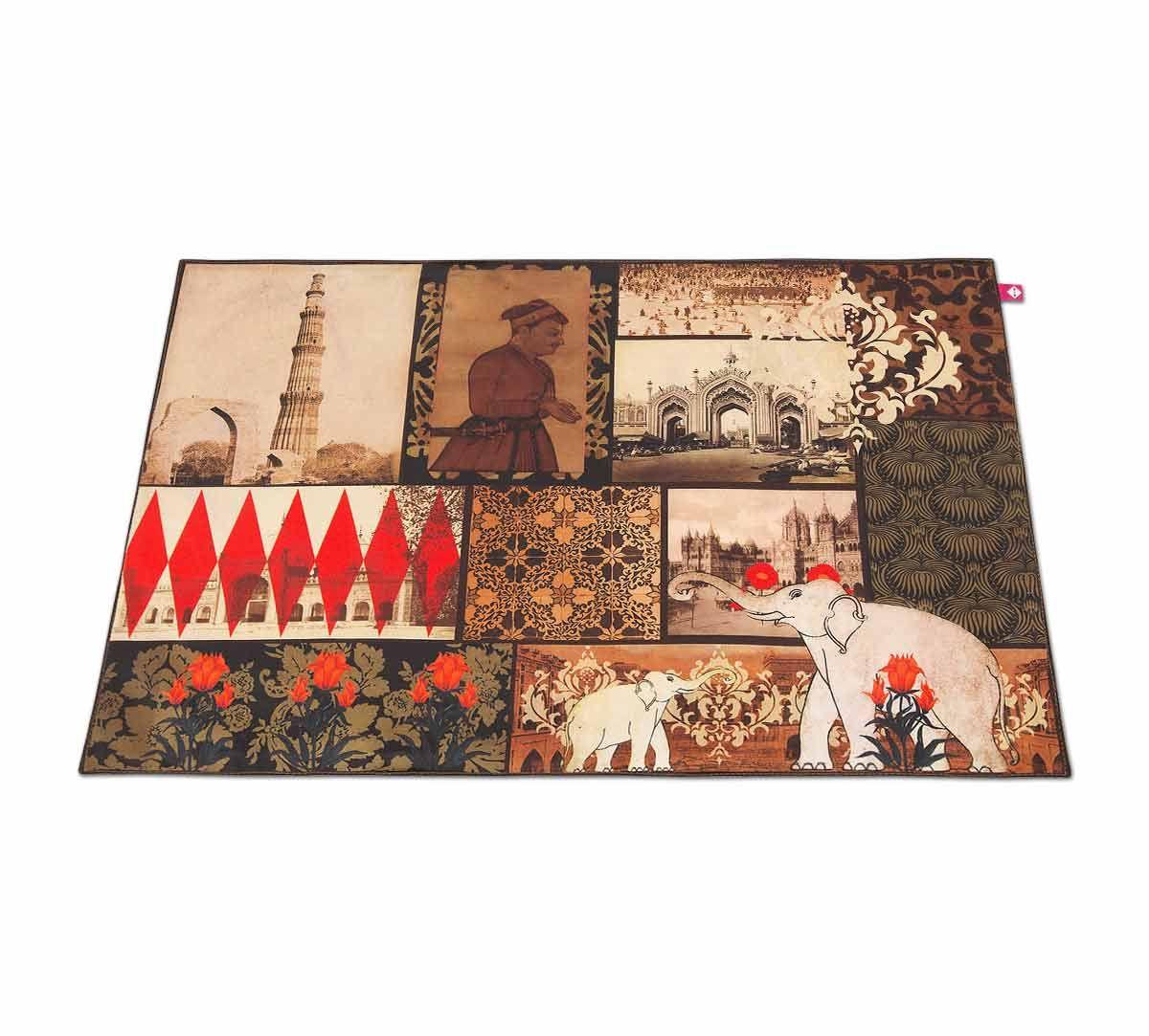 India Circus The Mughal Era Table Mats Set of 6