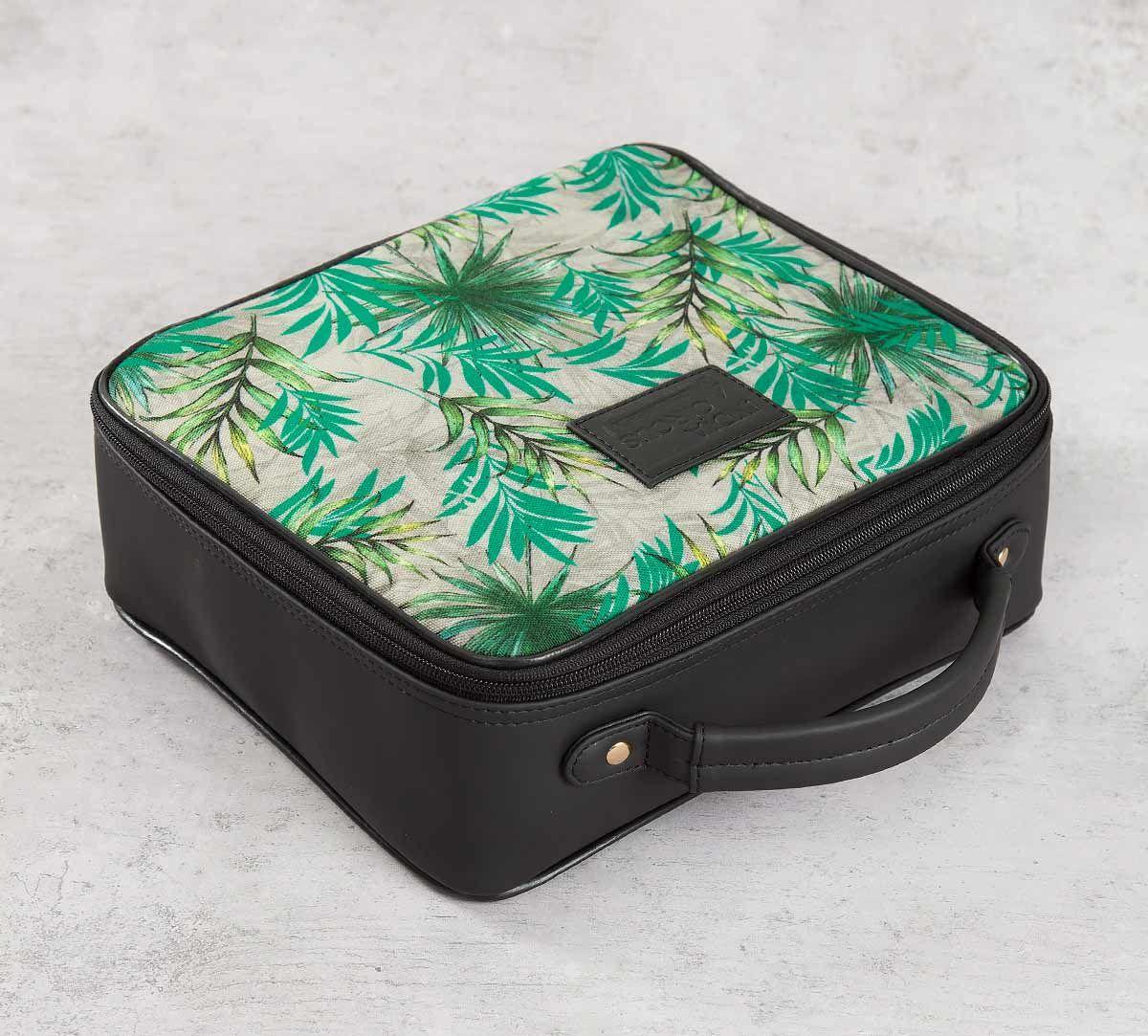 India Circus Tropical Fall Cosmetic Bag