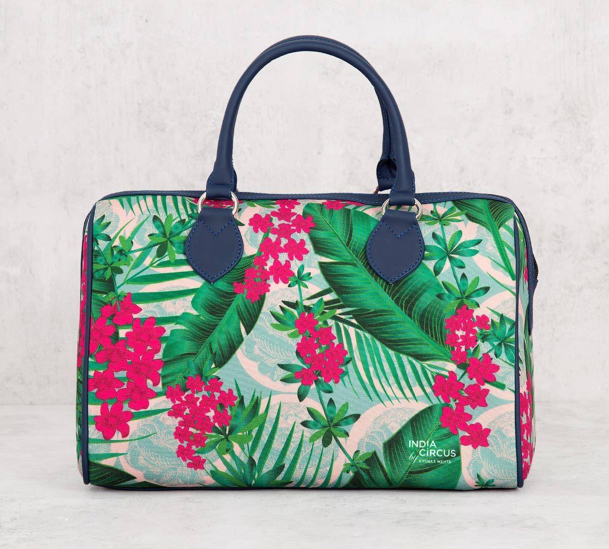India Circus Tropical Treasures Duffle Bag