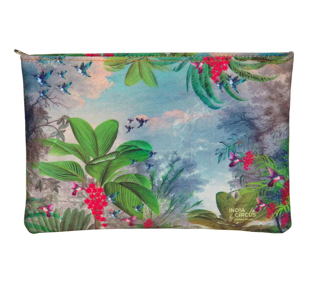 India Circus Tropical View Utility Pouch