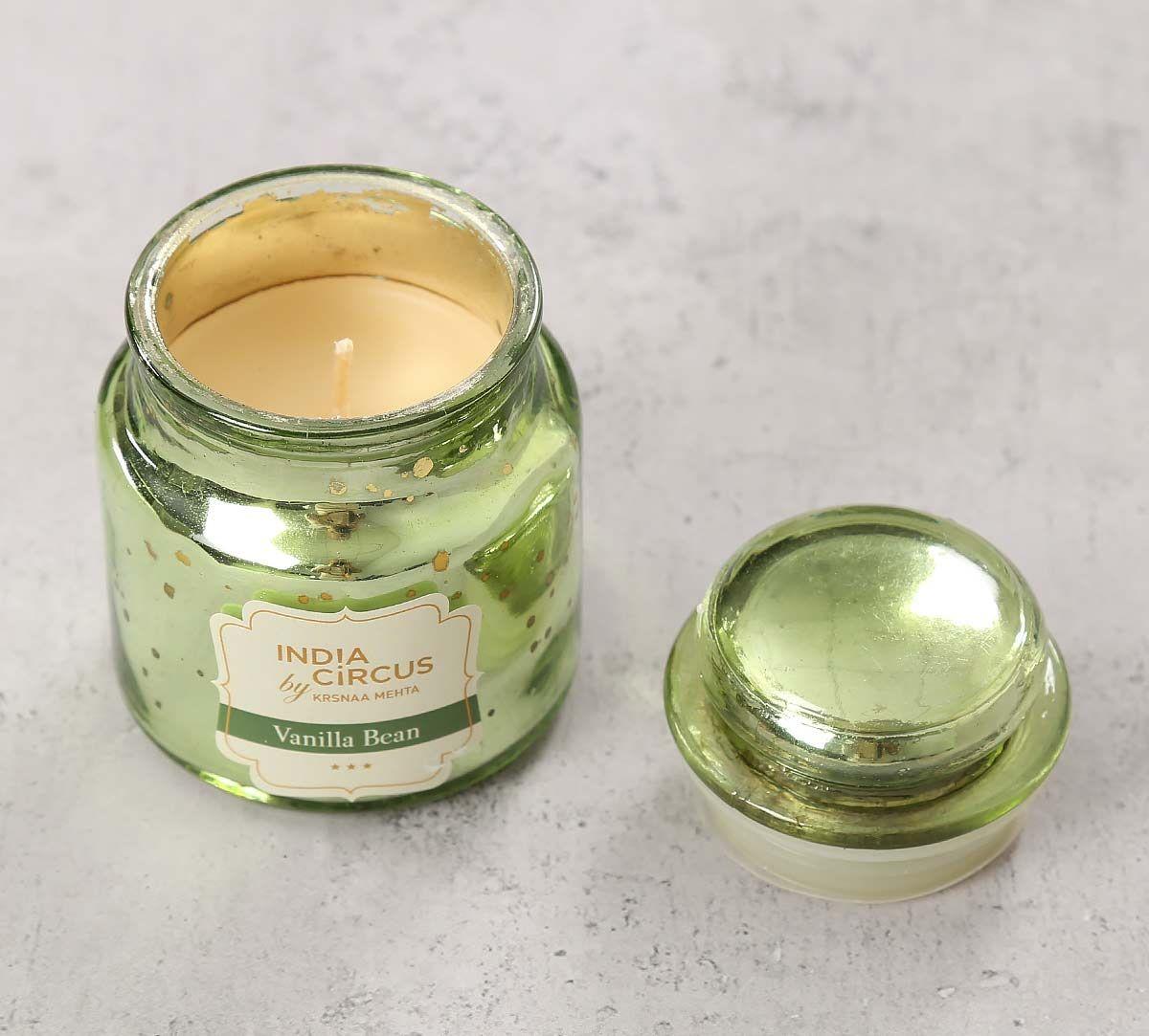 India Circus Vanilla Bean Yankee Jar Candle