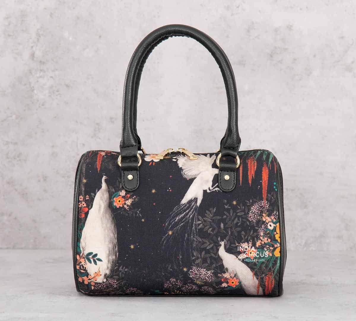 India Circus Vintage Spring Small Duffle Bag