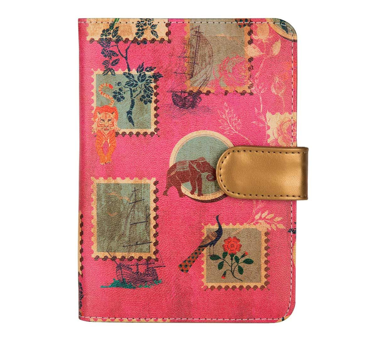 India Circus Wildlife Stamps Passport Cover
