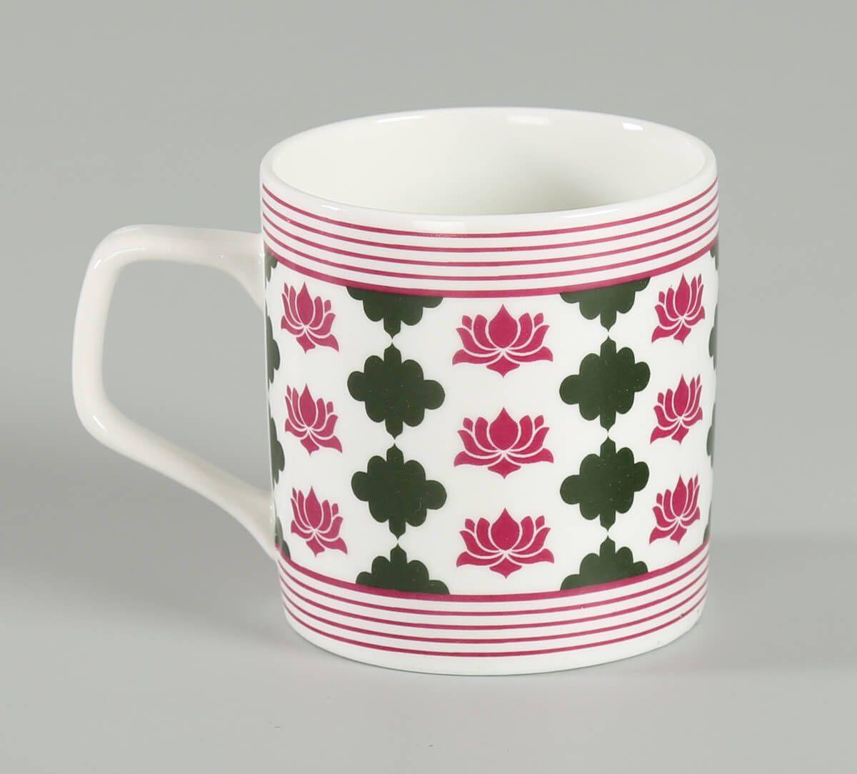 India Circus Verdure Mystery Mug (Set of 6)