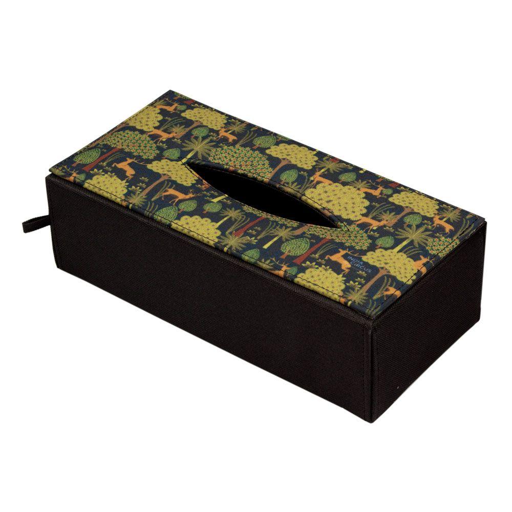 Legend of the Backwoods Tissue Box Holder