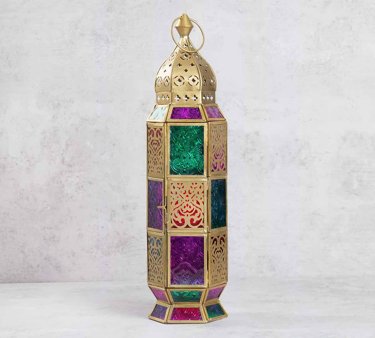 Majestic Moroccan Lantern