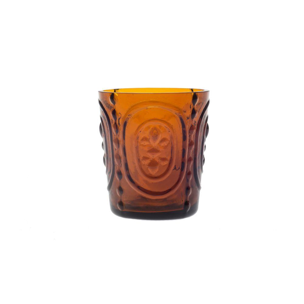 Neo Nawab Sun Bronzed Candle Votive