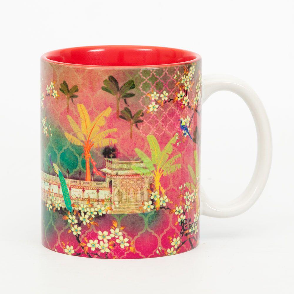 Orange Blossom Mug