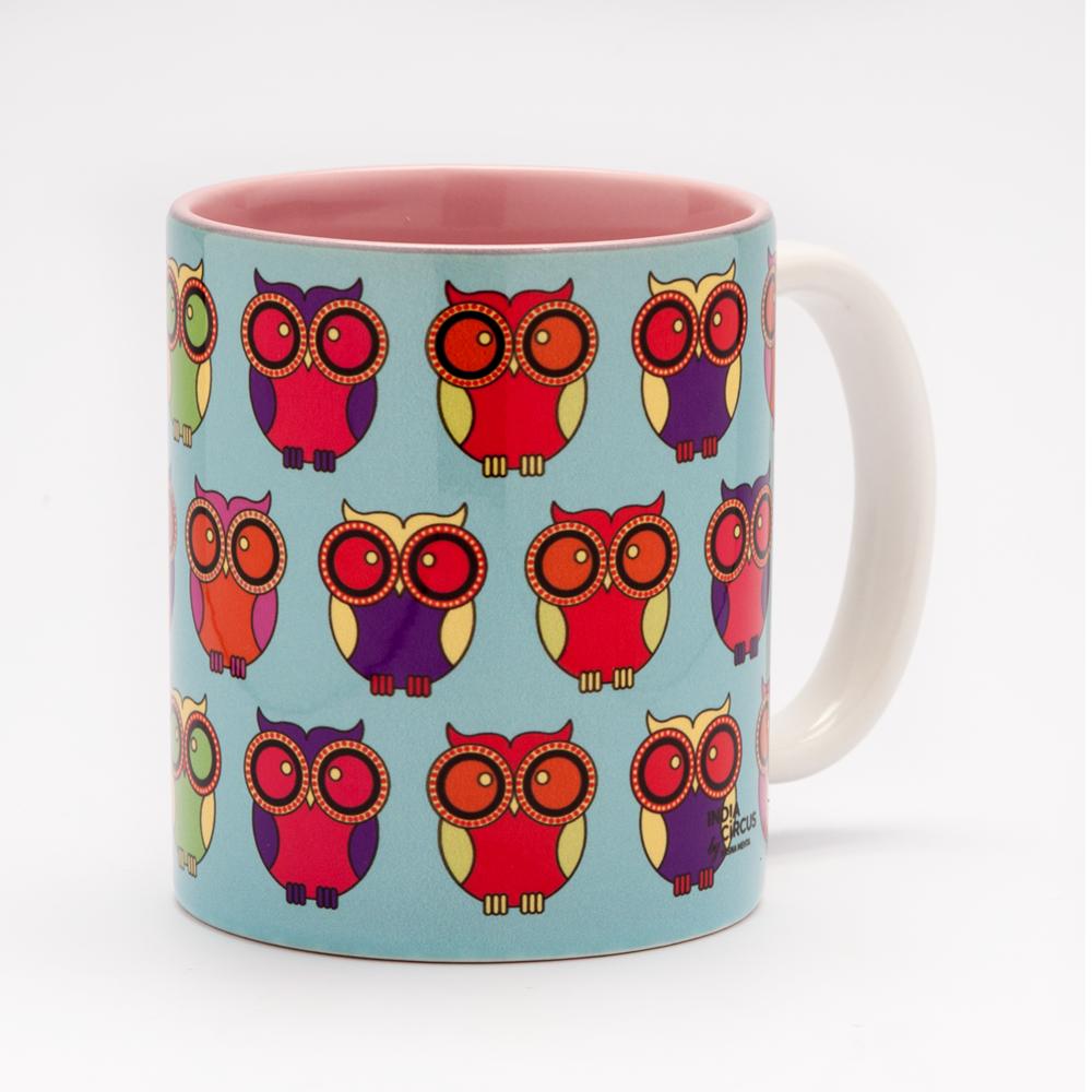 Owl Howl Mug