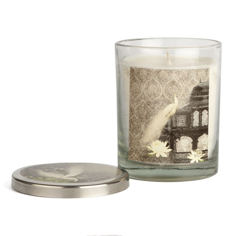 Peacock Blush Candle