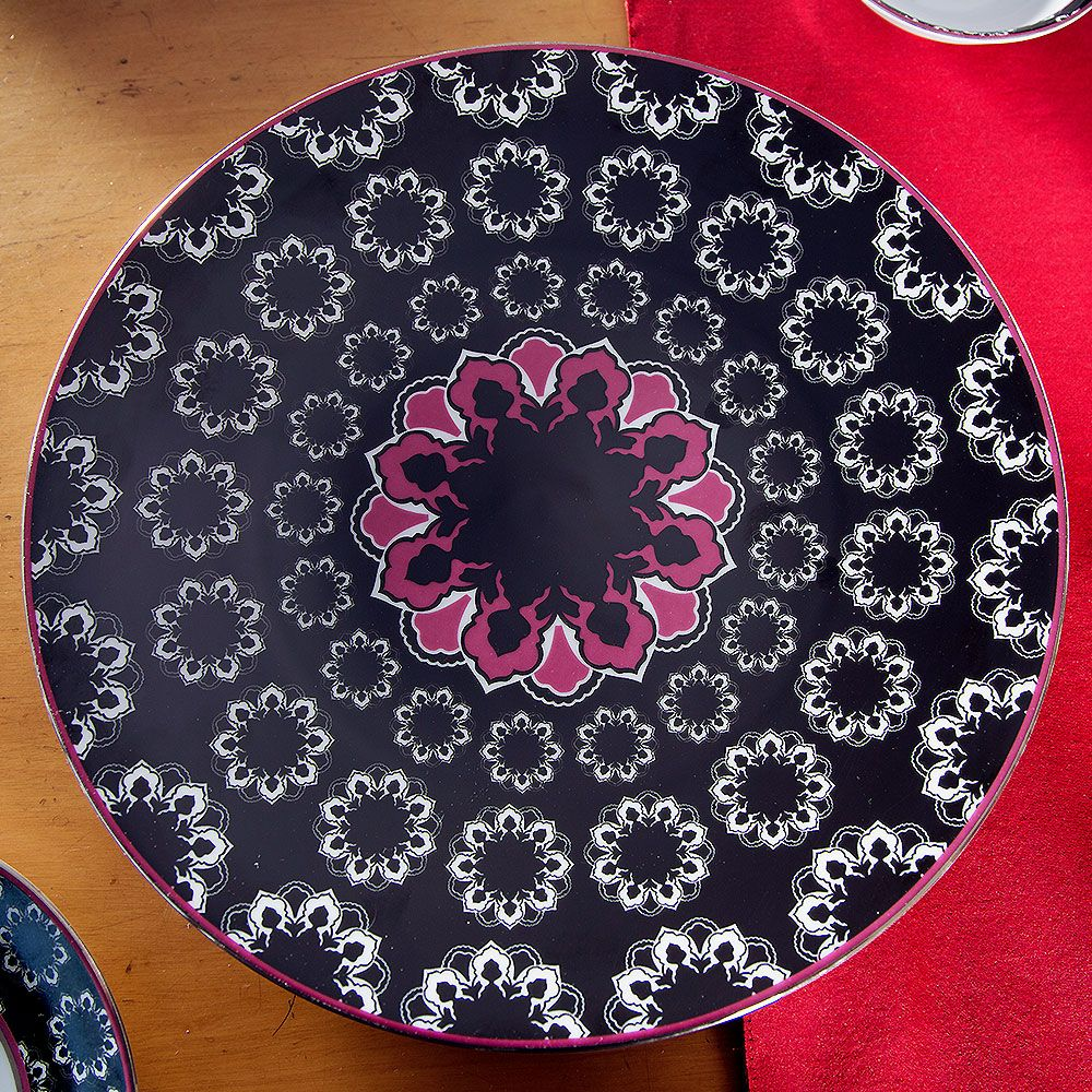 Stars of the Nawab Charger Platter