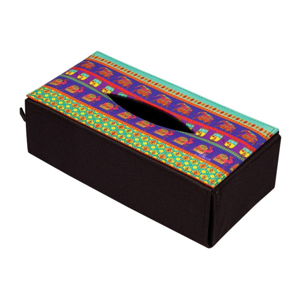 Royal Animals Tissue Box Holder
