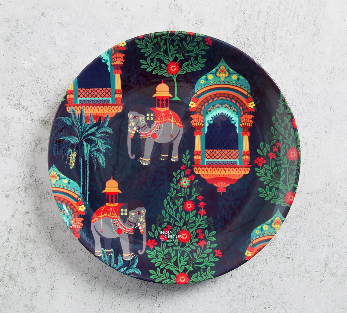 Sovereign Cavaliers 8 inch Decorative and Snacks Platter