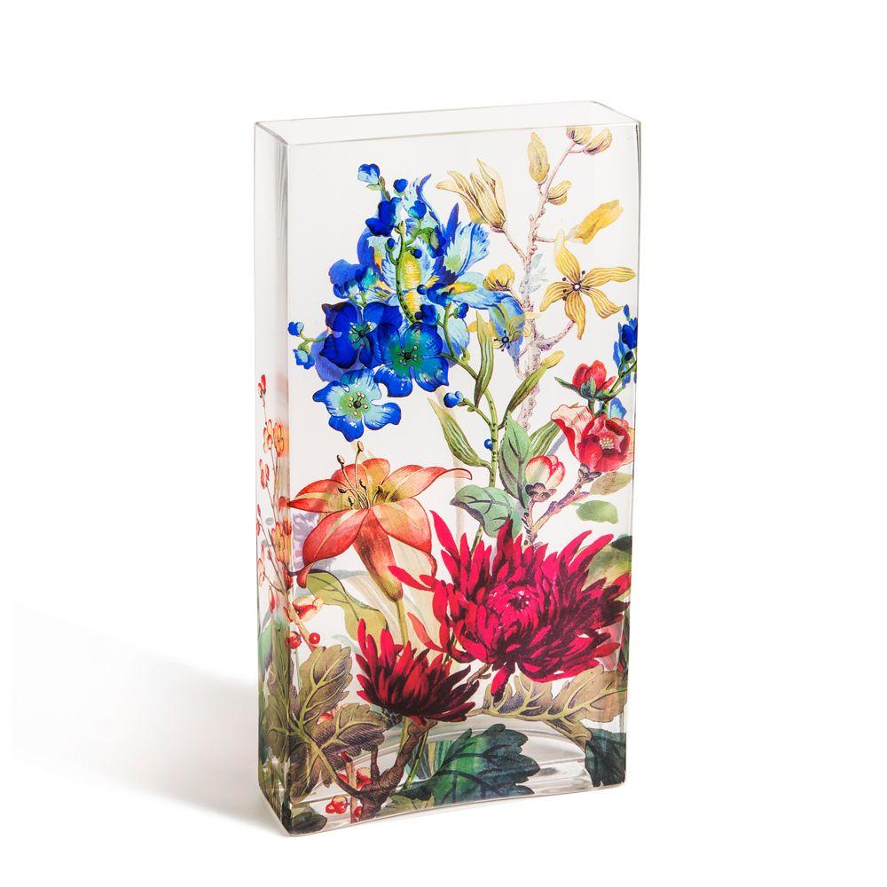 Tamara Secret Garden Glass Vase