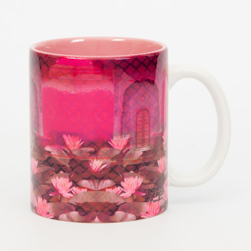 The Secret Lotus Pond Mug