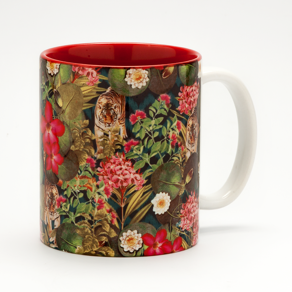 Tiger Wonderland Mug