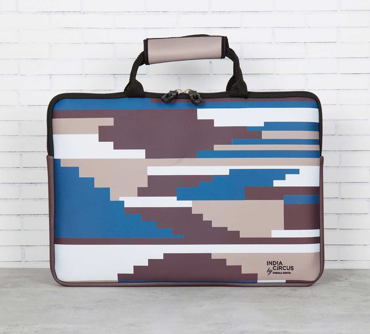 India Circus Weaves of Blarney Laptop Sleeve and Bag