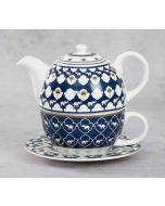 Ivory Parade Fantasy Tea for One