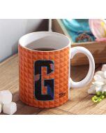 India Circus Glamorous Alphabet G Mug