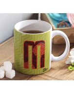 India Circus Magnificent Alphabet M Mug