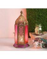 India Circus Baroque Style Candle Lantern