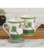 India Circus Dandy Transcendence Zing Mug Set of 2