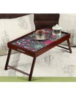 India Circus Floral Galore Breakfast Tray