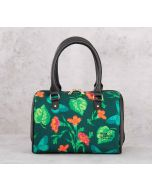 India Circus Fluttering Extravagance Small Duffle Bag