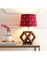 India Circus Poly Palmeria Conical Lamp Shade